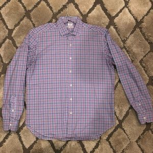 Culturata Roma Tailored Fit Button Down Shirt